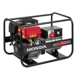 HONDA ECT7000-Električni agregat