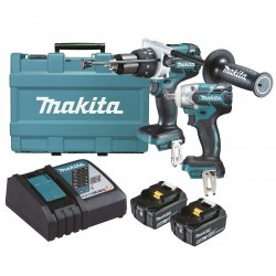 MAKITA DLX2185T - Akumulatorski set orodja
